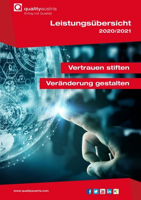 Cover Leistungsübersicht 2020/2021