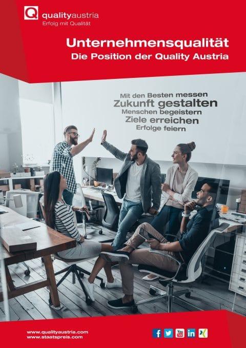 Cover Positionspapier Unternehmensqualität